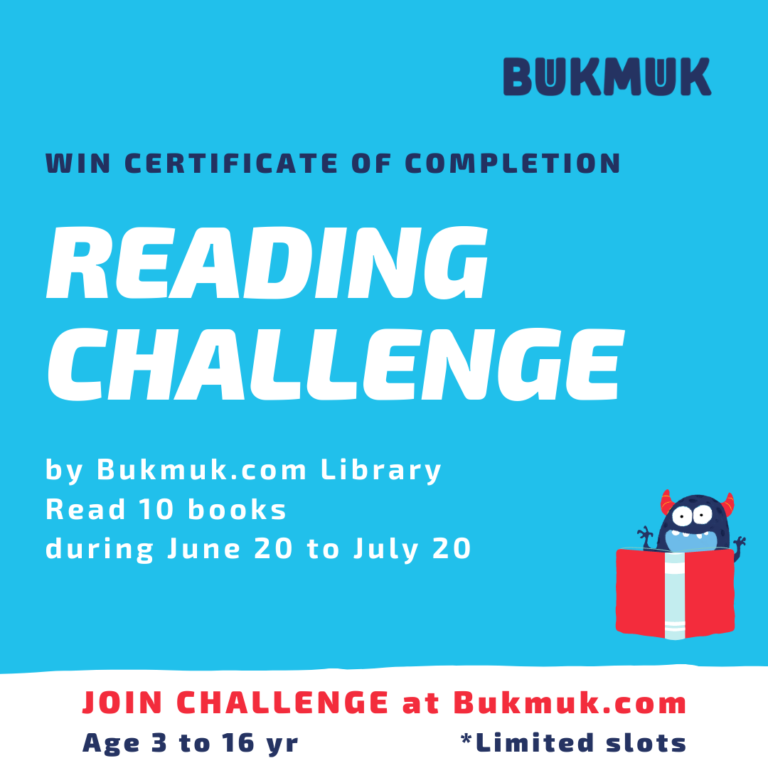 Reading Challenge Introduction